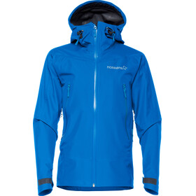Norrøna Junior Falketind Gore-Tex Jacket Hot sapphire